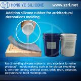 Platin ausgehärteter RTV Silikon-Gummi für konkretes Formteil