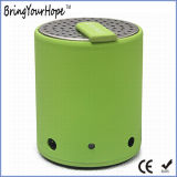El cilindro de aleación de aluminio Mini altavoz Bluetooth (XH-PS-601)