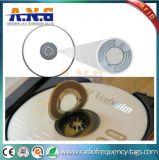 13.56MHz I Code sli-X Passieve RFID CD van de Schijf DVD Markering