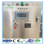 Máquina caliente del esterilizador del tubo de la venta para la cadena de producción de la leche/del jugo
