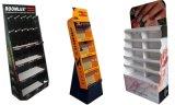 Pappprodukt-bekanntmachende Fußboden-Ausstellungsstände