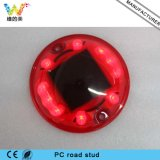 PC Solar Road Stud Park Garden Roadside LED Décoration Light
