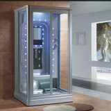 sauna cinzenta do vapor do mini retângulo de 1200mm para 2 pessoas (AT-0220)