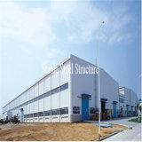 Atelier industriel en métal de structure métallique avec le prix bon marché