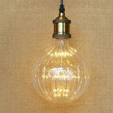 G150 2W 포도 수확 LED Edison 필라멘트 전구
