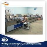 乾燥のパッキングの作成を用いる高性能の綿綿棒機械