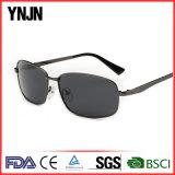 A extremidade alta Praça polarizado óculos de sol com o seu logotipo (YJ-F8475)