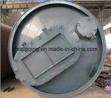 Boa capacidade da planta de recicl 12ton do pneumático da estabilidade sem poluição