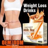 Chá Slimming superior do leite - chá do leite de Dasheen