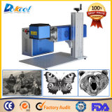 Macchina della marcatura del laser della fibra di CNC 30W per la vendita dell'acciaio inossidabile del metallo