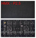 Super-HD farbenreiche LED-Innenbildschirmanzeige Druckguss-Aluminiumschrank (P1.67, P1.92, P2.5)