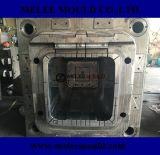 Melee Plastic Injection Lata de lixo Moldagem