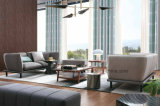 거실 가구를 위한 현대 부분적인 직물 소파