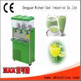 Distributeur commercial de Juicer de réservoir jaune