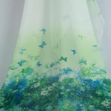 Polyester 100% gedrucktes Silk Chiffon- für Dame Dress Fabric