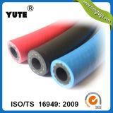 Yute 1/8 de pulgada de caucho cubiertas de tela resistente al ozono la manguera de aire