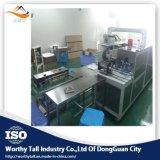 Cotonete de algodão/máquina principais dobro dos botões com 2000PCS Capicity
