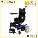 Место оборудования реабилитации поднимая стоящую электрическую кресло-коляску для инвалид