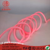 Cer RoHS D runde Form Belüftung-Neonflexseil-Streifen-Licht