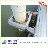 Bonne qualité Marinas Aluminium Pile Guide / Dock