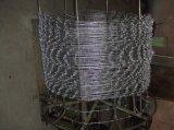 防御フェンスのための電流を通された有刺鉄線の製造業者