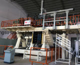 Машина прессформы дуновения Co-Extrusion 2-Слоя для паллетов, пластичных баков пловучести и круглых пластичных барабанчиков