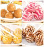 Máquina colorida do Lollipop do tipo de Takno