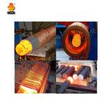 Calefator quente de aquecimento do forjamento da imersão da câmara de ar do aço de forjamento da indução 60kw rápida