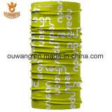 Custom печать рекламы на свежем воздухе сшитых Bandanna