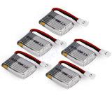 batteria di 3.7V 160mAh 20c 651723pl per il ronzio di RC Quadcopter
