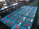 Einkaufen-Flur 3D LED Dance Floor für sehr große Partei-und Produktions-Konferenz