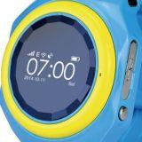 La localización elegante del reloj GPS/Lbs/WiFi de los cabritos puede hacer llamadas