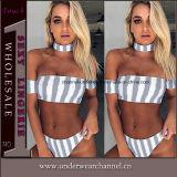 Женщин OEM способа пляж Бикини купального костюма оптовых Stock сексуальный (TONY0335)