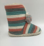 Carregador Multicolour do Knit de Lds