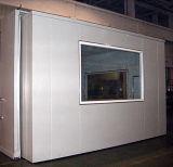 Instalación fácil termal de Mto de la prueba de los sonidos de la cabina/de sitio de aerosol
