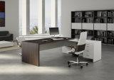 Grey scuro L Tabella di alluminio dell'ufficio esecutivo del blocco per grafici di figura (HX-G0441)