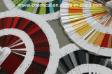 Sistema de alta resistencia permite mezclar pintura Coche de alquiler de acabar