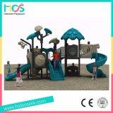 Campo da giuoco esterno commerciale del parco di divertimenti per i bambini con la trasparenza (HS09801)