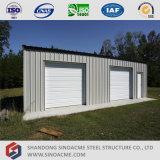 Estructura de acero de la luz de prefabricados Sinoacme Garaje