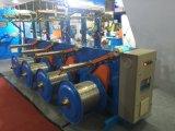 Câblage cuivre, fil en aluminium, câblage cuivre bidon tordant la machine