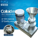 Molino coloide de la eficacia alta con el shell para el mezclador de alimentos
