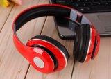 Cuffia stereo senza fili del trasduttore auricolare di Bluetooth TM 010