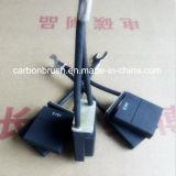 Grafietdie Koolborstels in de Motor van de Commutator E101 worden gebruikt