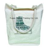 Kundenspezifische fördernde 100% organische Baumwolle Bag