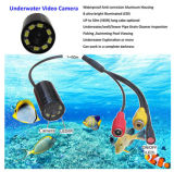 "7 de "" luxo subaquático da câmara de vídeo DVR do inventor dos peixes TFT"