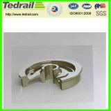 Conjunto de rueda del acero inoxidable para el carro