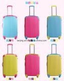 Bw1-017ブラウンの新しい流行の荷物袋旅行トロリー荷物