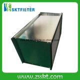 Cadre matériel de filtre de l'air comprimé HEPA de fibre de verre