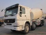 12 바퀴 Sinotruk 16 입방 미터 16 M3 시멘트 믹서 트럭