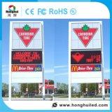 Tabellone per le affissioni esterno della visualizzazione di LED di P10 Digitahi per fare pubblicità